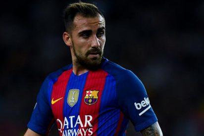 La penosa realidad del fichaje de Paco Alcácer por el Barça