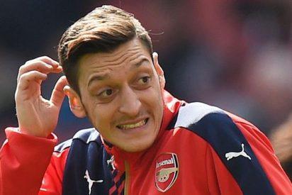 La reunión secreta que puede sacar a Mesut Ozil del Arsenal