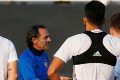 Las cuatro claves de Prandelli para apuntalar al Valencia (ante el Barça)