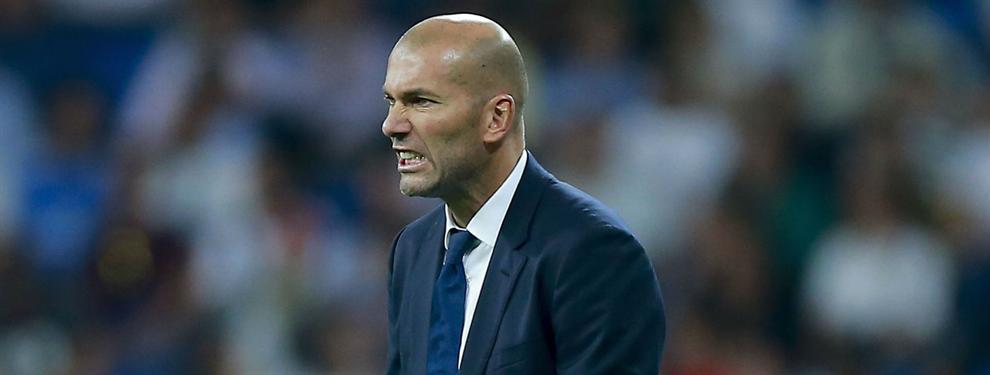 Las dudas de Zidane con la titularidad de un intocable en el Real Madrid