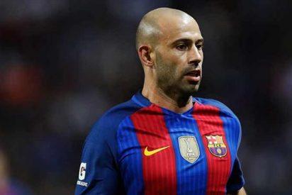 Las ofertas por Mascherano que el Barça ya estudia