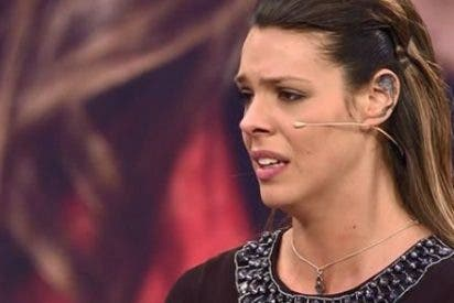 """Una """"desagradecida"""" Laura Matamoros pasa olímpicamente de 'Sálvame' mientras compite con su padre"""