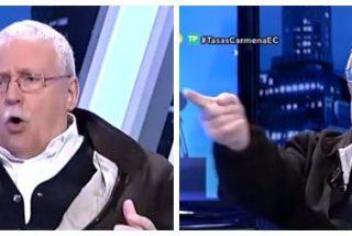 """Leguina retrata al 'lince' Luena: """"¡Pierde la mayoría en Madrid y le importa un huevo!"""""""