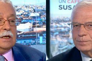 """Leguina manda callar al 'podemizado' Borrell: """"Lo que dice es una majadería"""""""