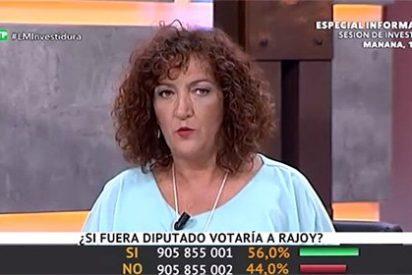 """El bestial viaje de Libertad Martínez (ex de IU) a Podemos: """"Sus gilipolleces son dañinas"""""""