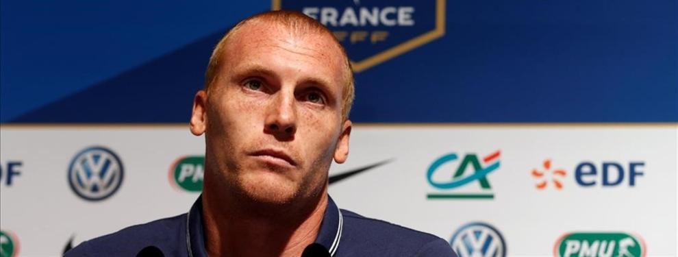 Lo que se esconde tras la retirada de Mathieu con Francia