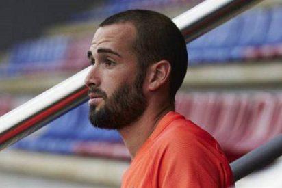 Los feos de los jugadores del Barça hacia Aleix Vidal
