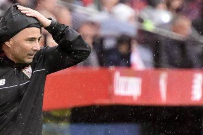 Los informes (positivos) que le llegan a Sampaoli de un delantero uruguayo