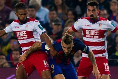 Los jugadores señalados en el mal partido del Barça ante el Granada