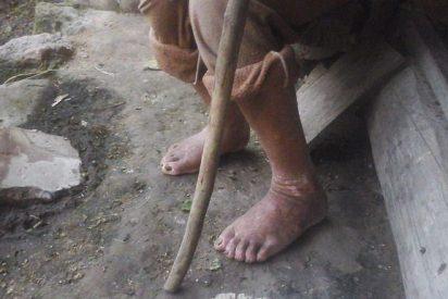 """""""Si Dios tiene pies, son los de los pobres viejos campesinos de mi Perú"""""""