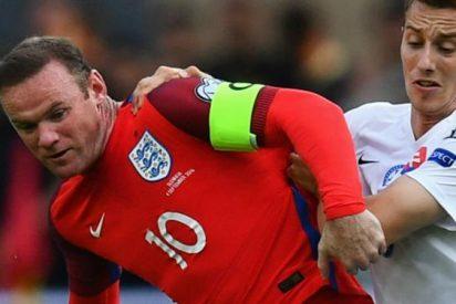 Los planes de Southgate con Rooney en la Selección inglesa
