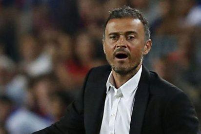 Luis Enrique lanza un ultimátum a la directiva del Barça