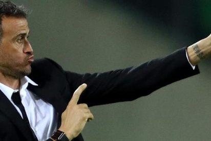 Luis Enrique pide a la directiva del Barça un crack del Atlético de Madrid