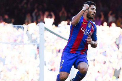 Luis Suárez pone a Luis Enrique en su sitio antes del Barça - Dépor