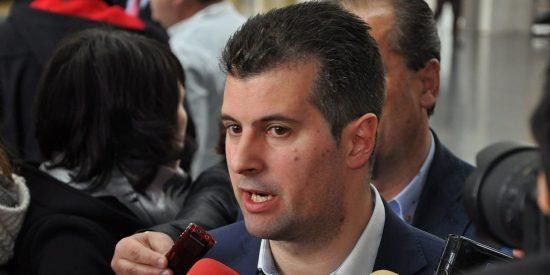 """Tudanca pide """"de forma inmediata"""" un Congreso para """"reconstruir"""" el PSOE"""