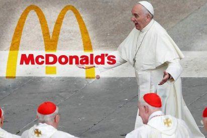 ¿Un McDonalds en el Vaticano?