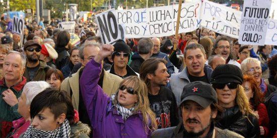 La pista definitiva que vincula a Podemos con 'Rodea el Congreso'