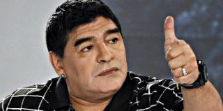 """Maradona: """"Los delanteros argentinos tienen un gran potencial, pero sin Messi no rinden igual"""""""