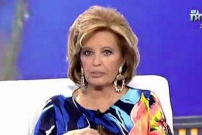 Nueva desgracia para Mª Teresa Campos: ¿su último desmayo estuvo provocado por una fotos muy 'comprometidas'?