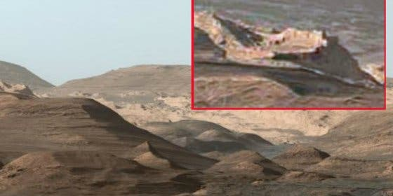 [VÍDEO] La nueva evidencia de que hubo extraterrestres viviendo en Marte