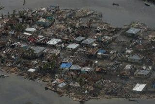 """El Papa encomienda las víctimas del huracán Matthew """"a la misericordia de Dios, para que les acoja en su luz"""""""