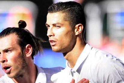 Mensaje de Cristiano Ronaldo a sus compañeros tras ganar al Alavés