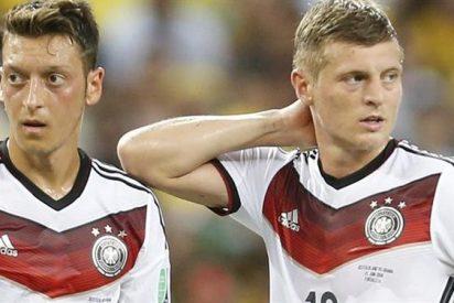 Mesut Özil presiona al Arsenal... ¡Por culpa de Toni Kroos!
