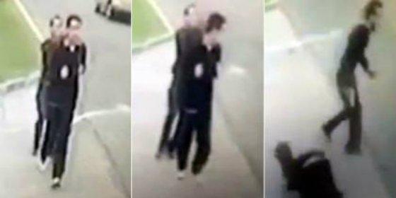 [VÍDEO] El sicario descerraja un tiro en la nuca al juez que llevó el caso de 'El Chapo'