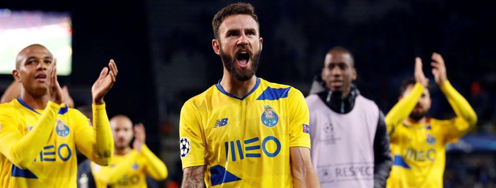 Miguel Layún en el once ideal de Champions y nominado al mejor gol de la jornada
