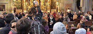 """El cura que oficiaba en Sant Miquel: """"Sus razones tenían"""""""