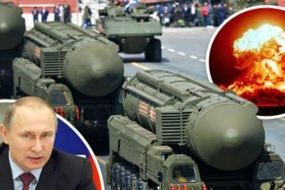 El misil nuclear ruso 'Satán II' que supera 2.000 veces a la bomba de Hiroshima