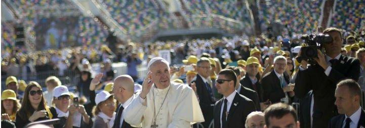 El canto del Papa a la mujer en la Iglesia