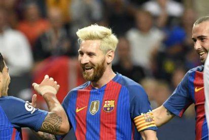 Misterio revelado: ¿Por qué Lionel Messi tiene la barba colorada?