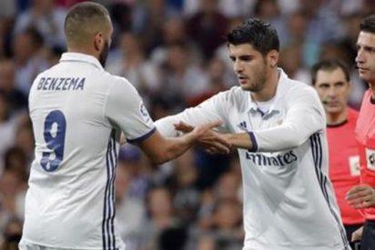 ¿Morata o Benzema? El debate que también divide al vestuario del Madrid