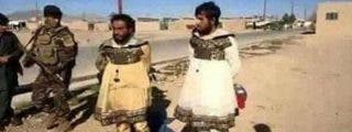 Las ratas del ISIS huyen de Mosul con el rabo entre las piernas disfrazados de mujer