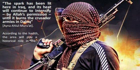 El ISIS afila sus cuchillos para la batalla del 'juicio final' contra los infieles
