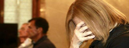 El jurado popular declara culpable a Munar de recibir un soborno de cuatro millones