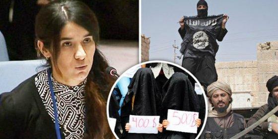 """La brutal 'yihad sexual' de una cautiva del ISIS: """"Me hicieron cosas horribles"""""""