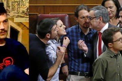"Así ven a Iglesias sus amigos: ""Esa mirada que dice 'como toques a Irene te rajo'"""