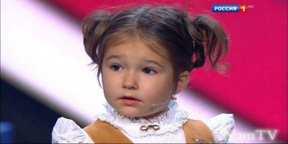 Esta niña de 4 años que habla 7 idiomas te dejará mudo de asombro