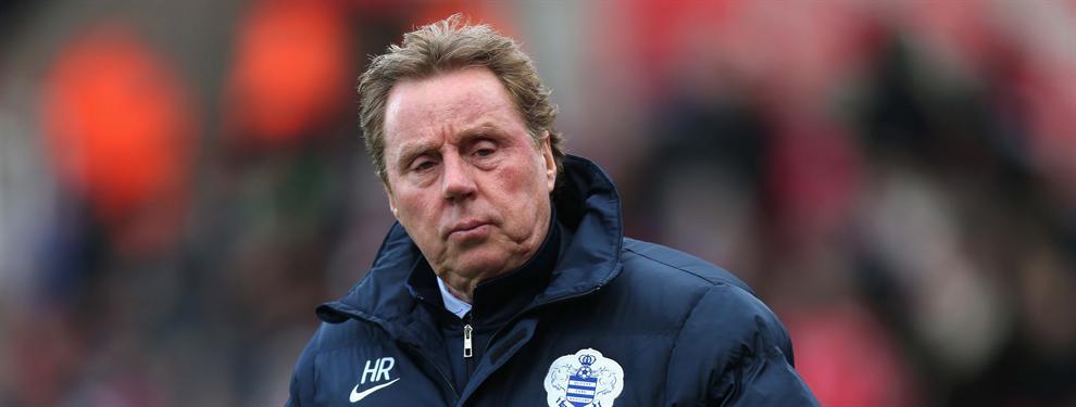 Nuevo escándalo en el fútbol inglés: ¡Esta vez cae Redknapp!