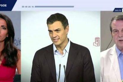 Ana Pastor y laSexta, grandes beneficiados del desastre del PSOE