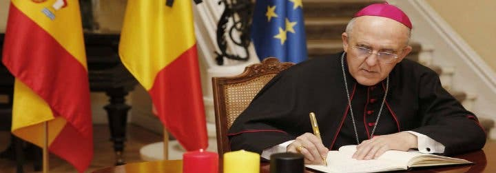 Osoro, nuevo cardenal y hombre de confianza del Papa en España