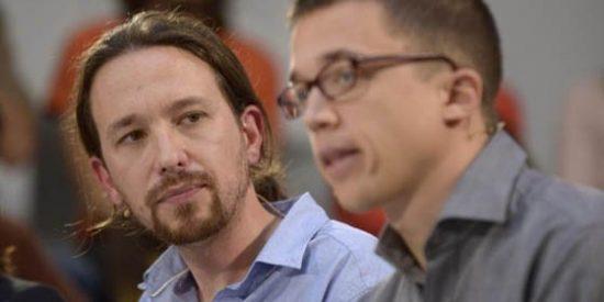 """Pablo Iglesias arremete en Twitter contra los 'errejonistas' por """"mediocres"""""""