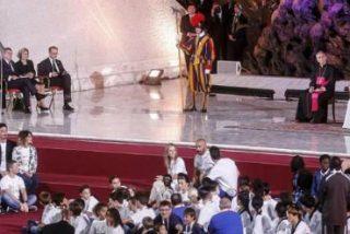 """El Papa pide al mundo del deporte que """"erradique toda forma de corrupción y de manipulación"""""""