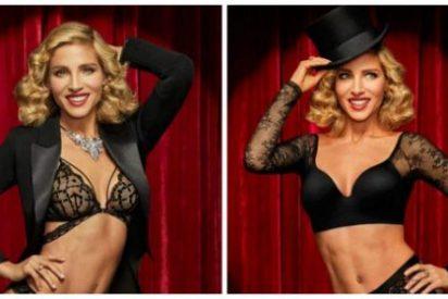 Elsa Pataky calienta las redes con un baile muy sexy