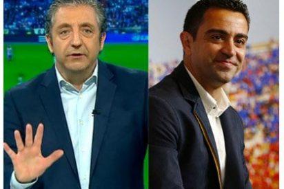 Pedrerol critica a Xavi Hernández por su oportunismo en su alegato en favor de Gerard Piqué