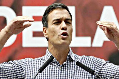 El último 'favor' de Sánchez al PSOE: Votar no, entregar el acta y contárselo a Évole