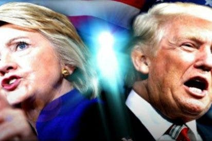 Hillary Trump & Donald Clinton