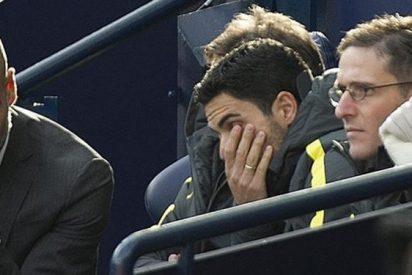 ¿Por qué retuvo Guardiola a la plantilla en el vestuario tras volver a pinchar?